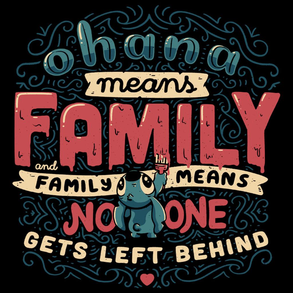 Pampling: Ohana Means Family
