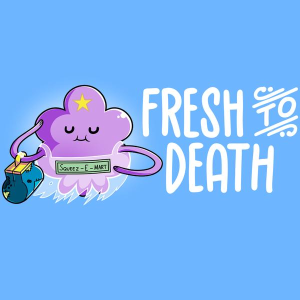 TeeTurtle: Fresh to Death