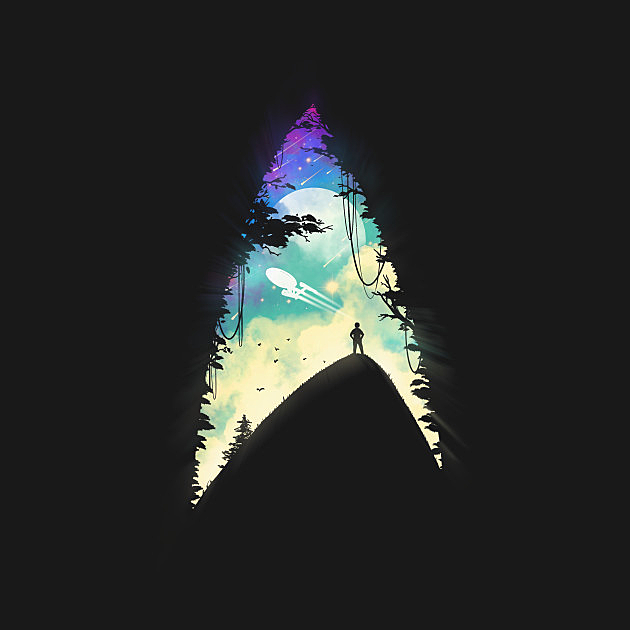 TeePublic: The Final Frontier