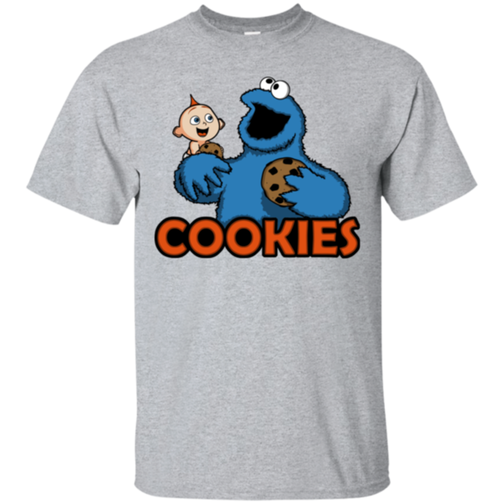 Pop-Up Tee: Cookies