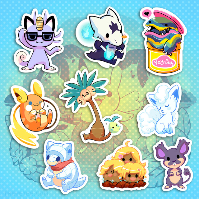 The Yetee: Tropical Friends