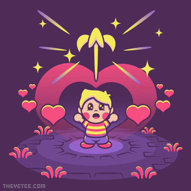 The Yetee: Needle Pull