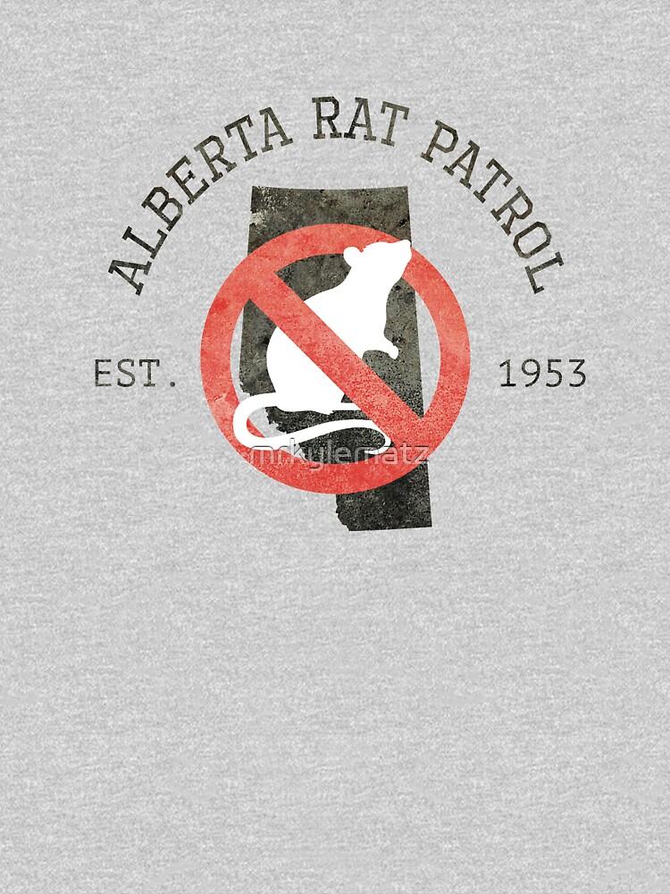 RedBubble: Alberta Rat Patrol
