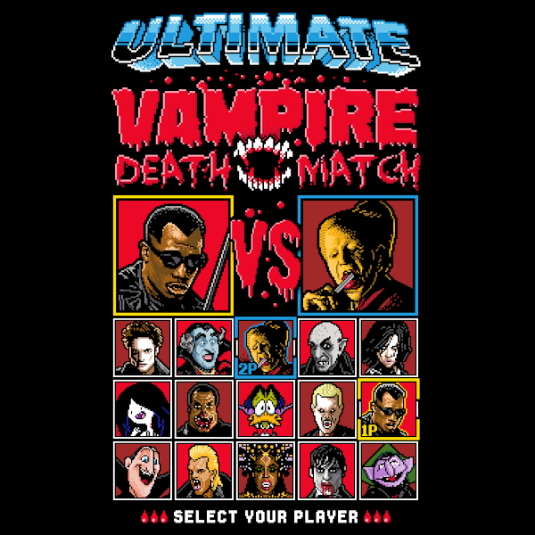 NeatoShop: Vampire Death Match