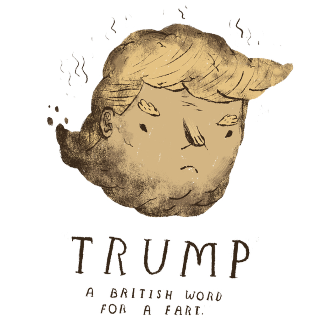 NeatoShop: trump means fart