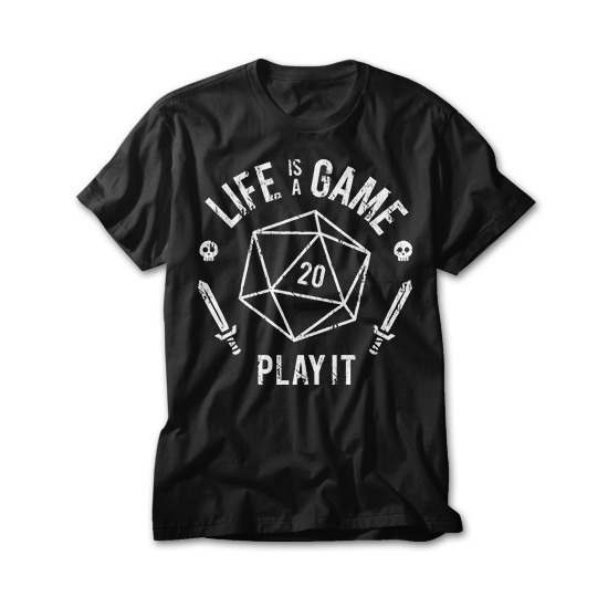 OtherTees: Life is a Game