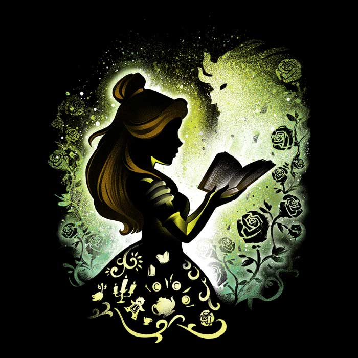 Once Upon a Tee: Read, Dream, Believe