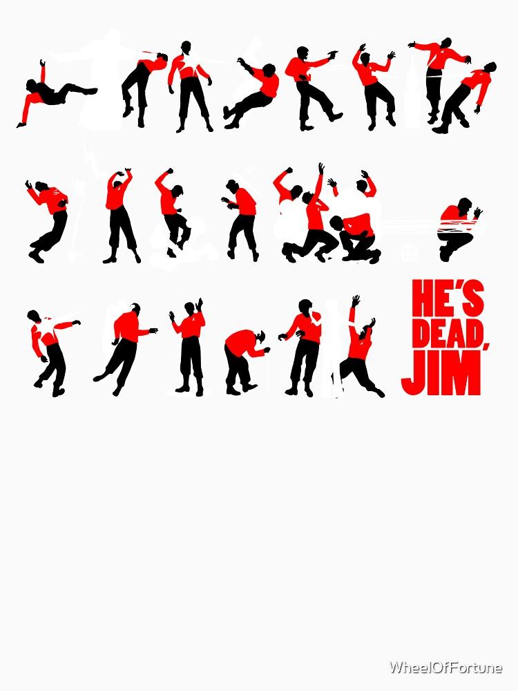 RedBubble: He's dead, Jim