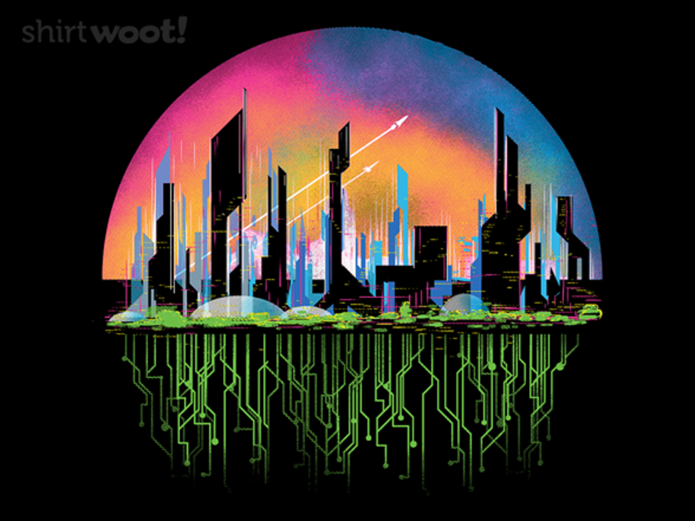 Woot!: City of Tomorrow