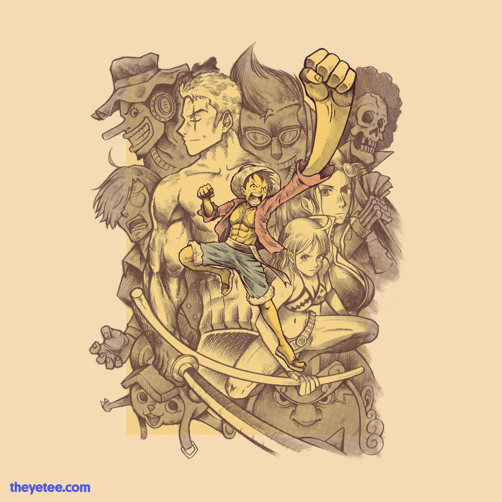 The Yetee: New Age of Pirates