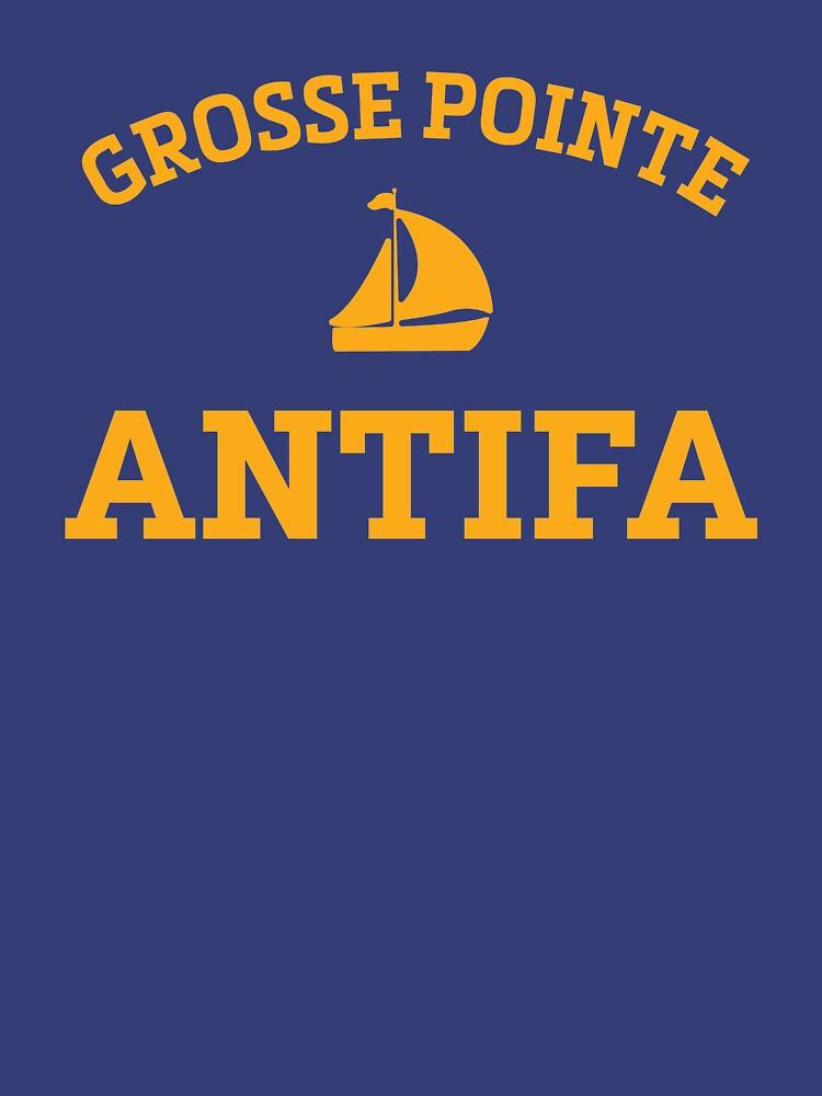 RedBubble: Grosse Pointe Antifa