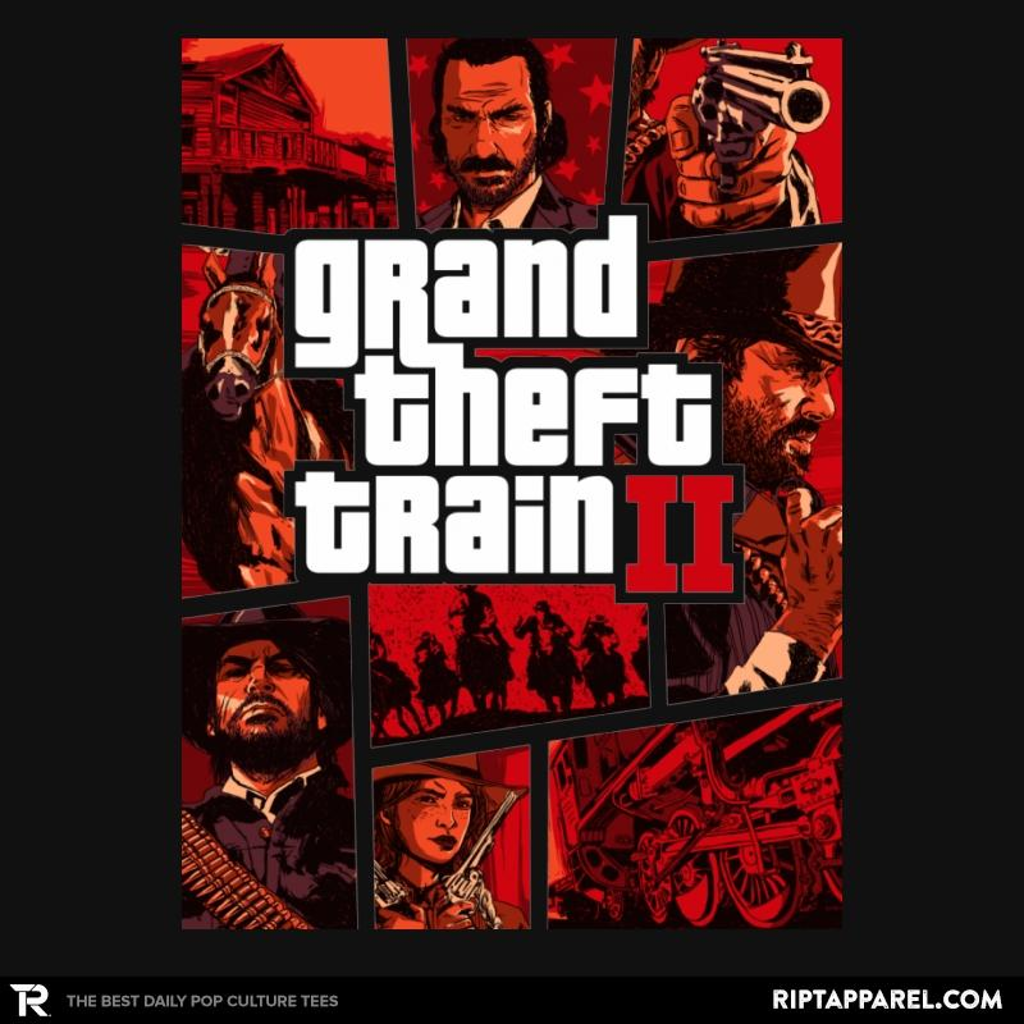 Ript: Grand Theft Train