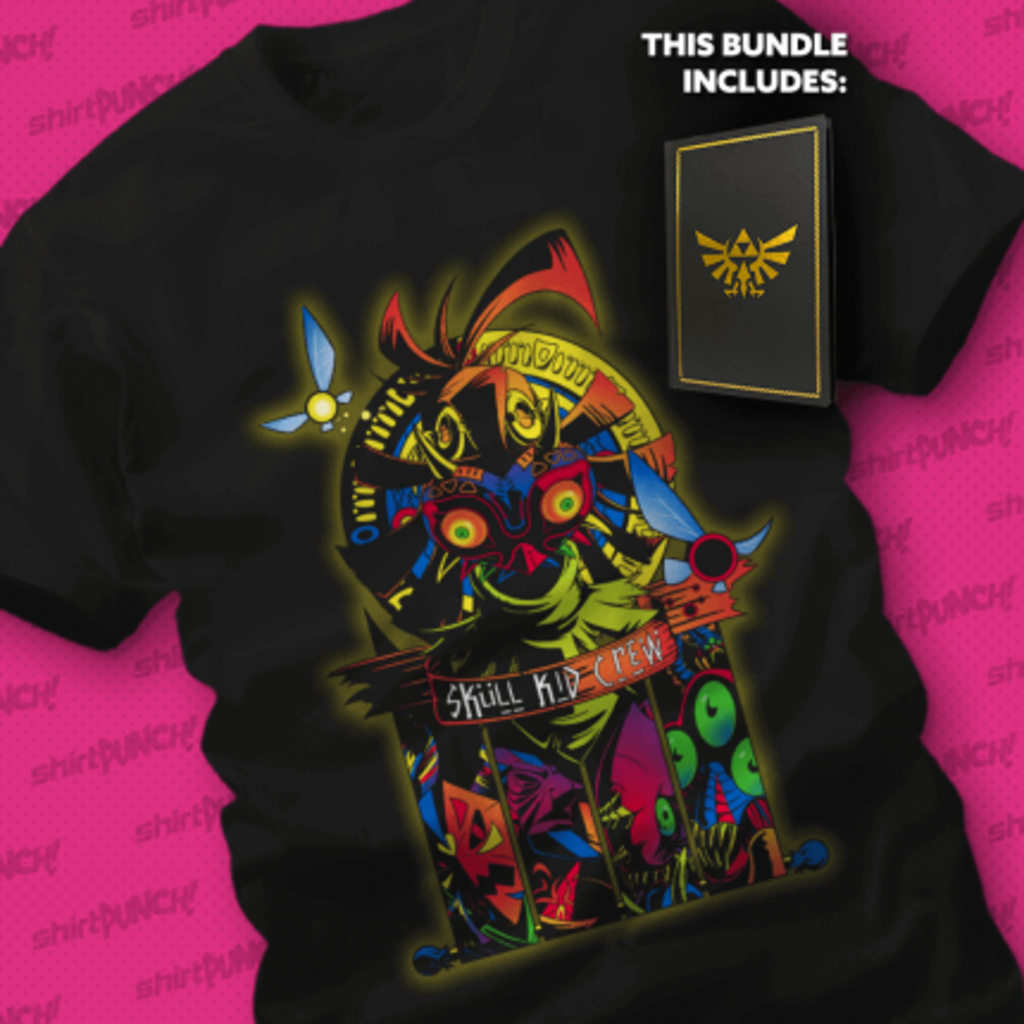 ShirtPunch: Hyrule Homework Bundle