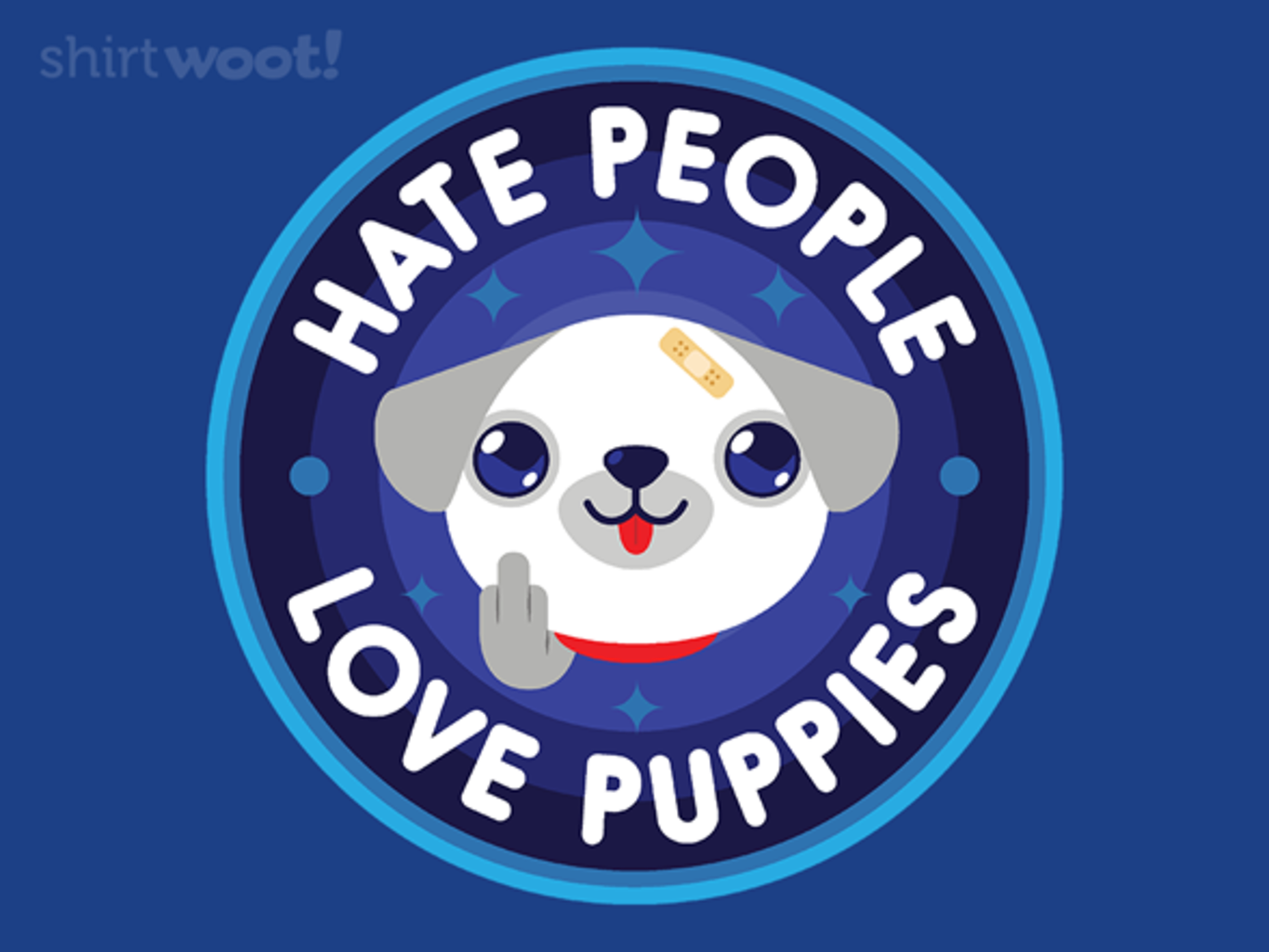 Woot!: Love Puppies