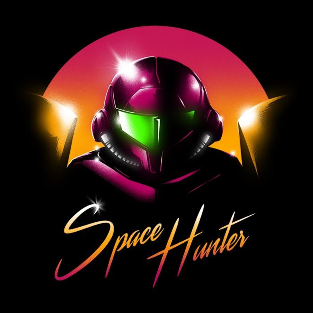 Once Upon a Tee: The Space Hunter