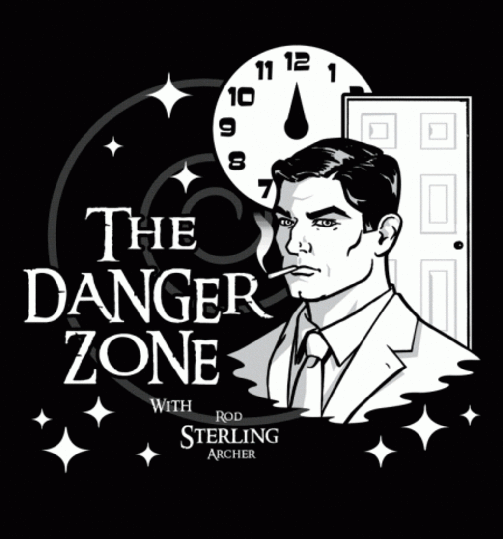 BustedTees: Danger Zone