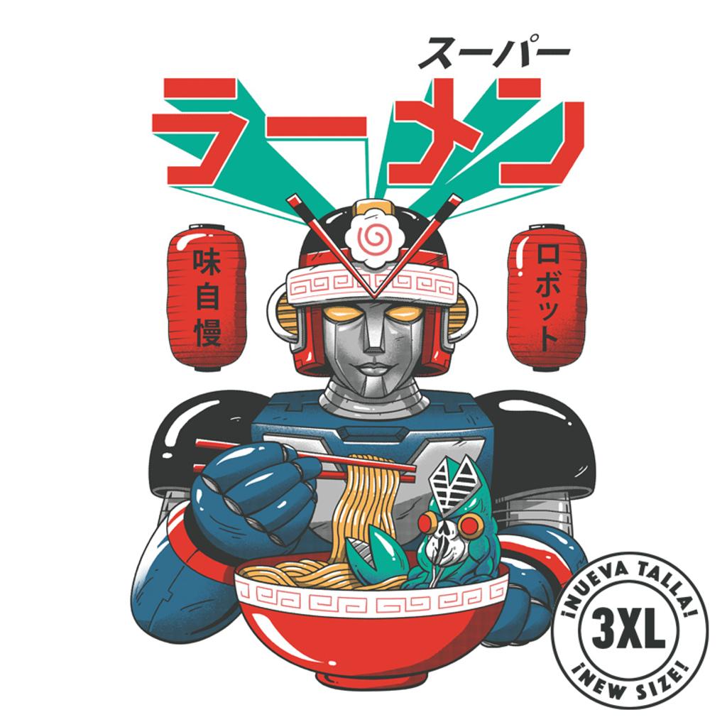 Pampling: Super Ramen Bot