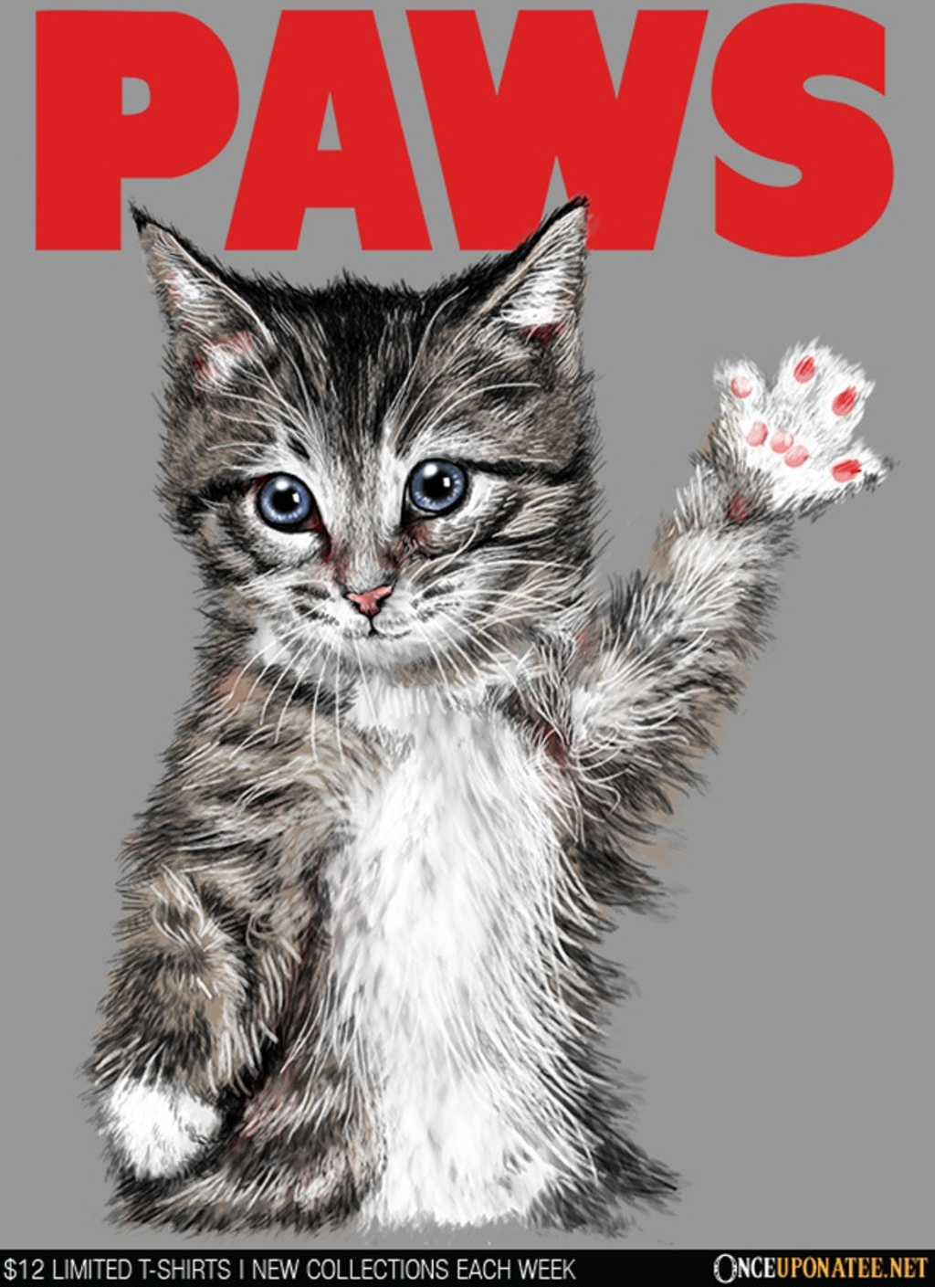 Once Upon a Tee: Paws