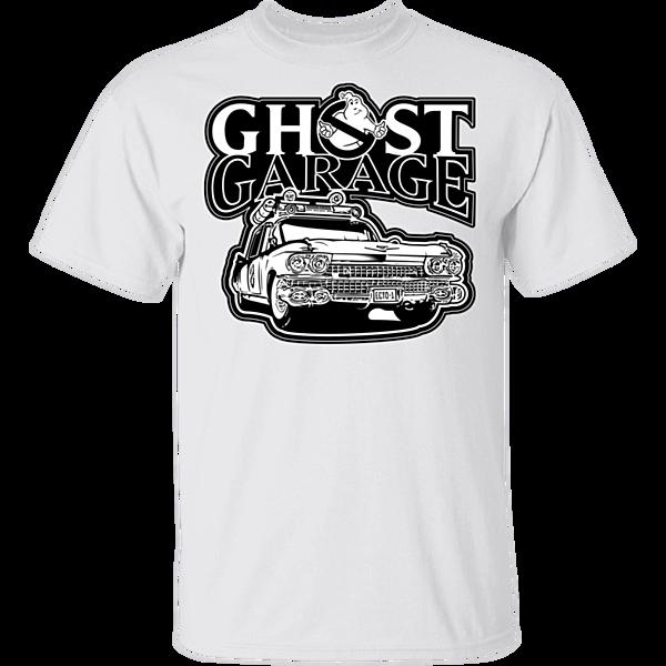Pop-Up Tee: Ghost Garage