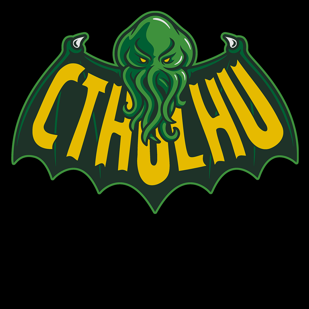 Pop-Up Tee: Cthulhu Man