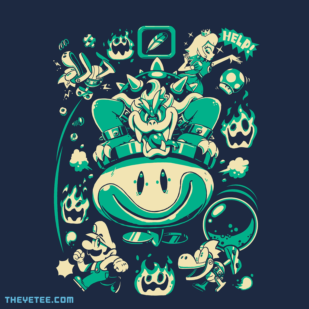 The Yetee: Royal Rescue 2