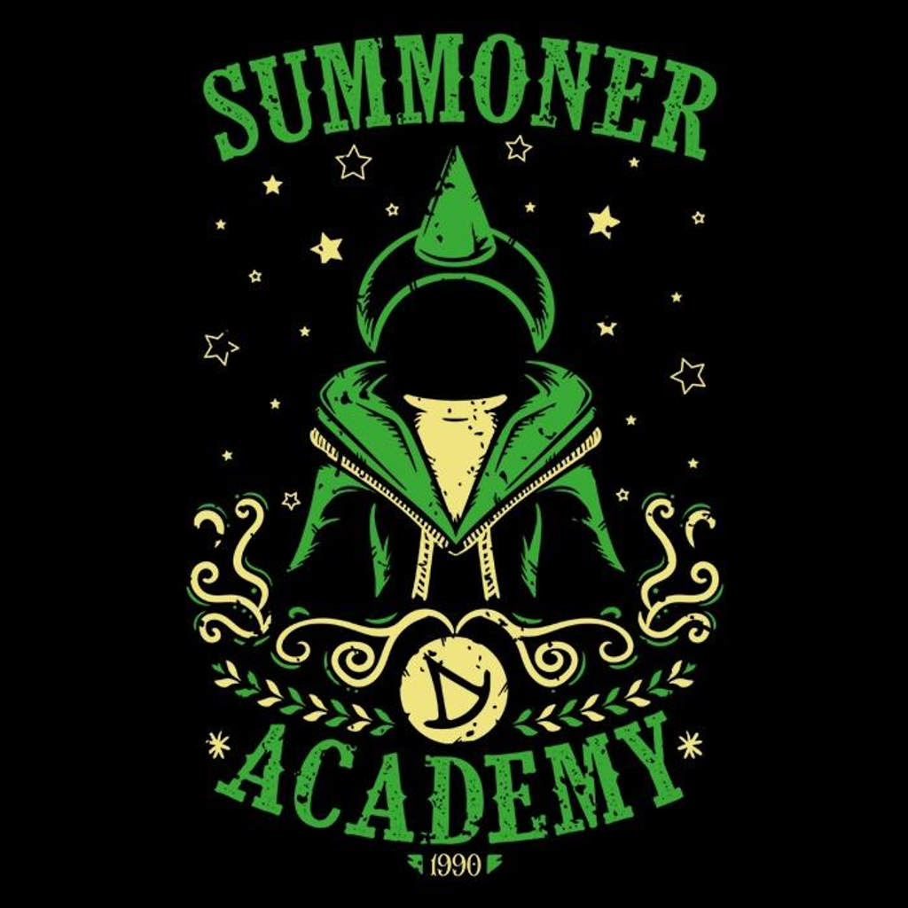 Once Upon a Tee: Summoner Academy