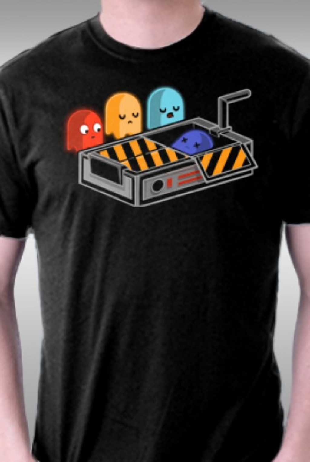 TeeFury: Ghost Busted