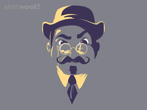 Woot!: Little Grey Cells