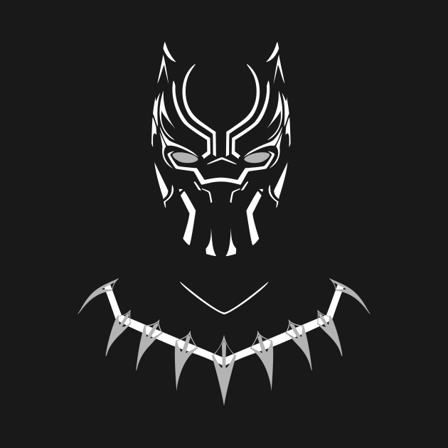 TeePublic: black panther