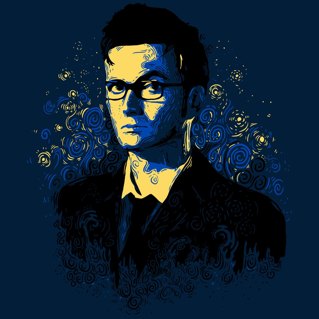 Blue Box Tees: Starry Tenth