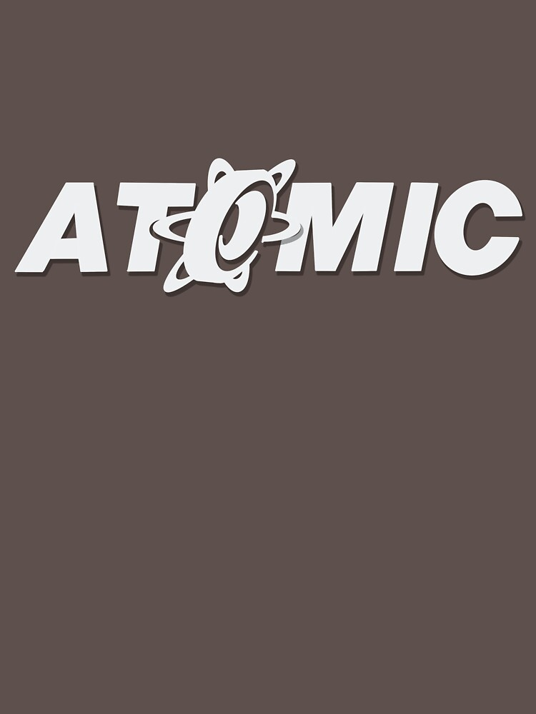 RedBubble: Atomic