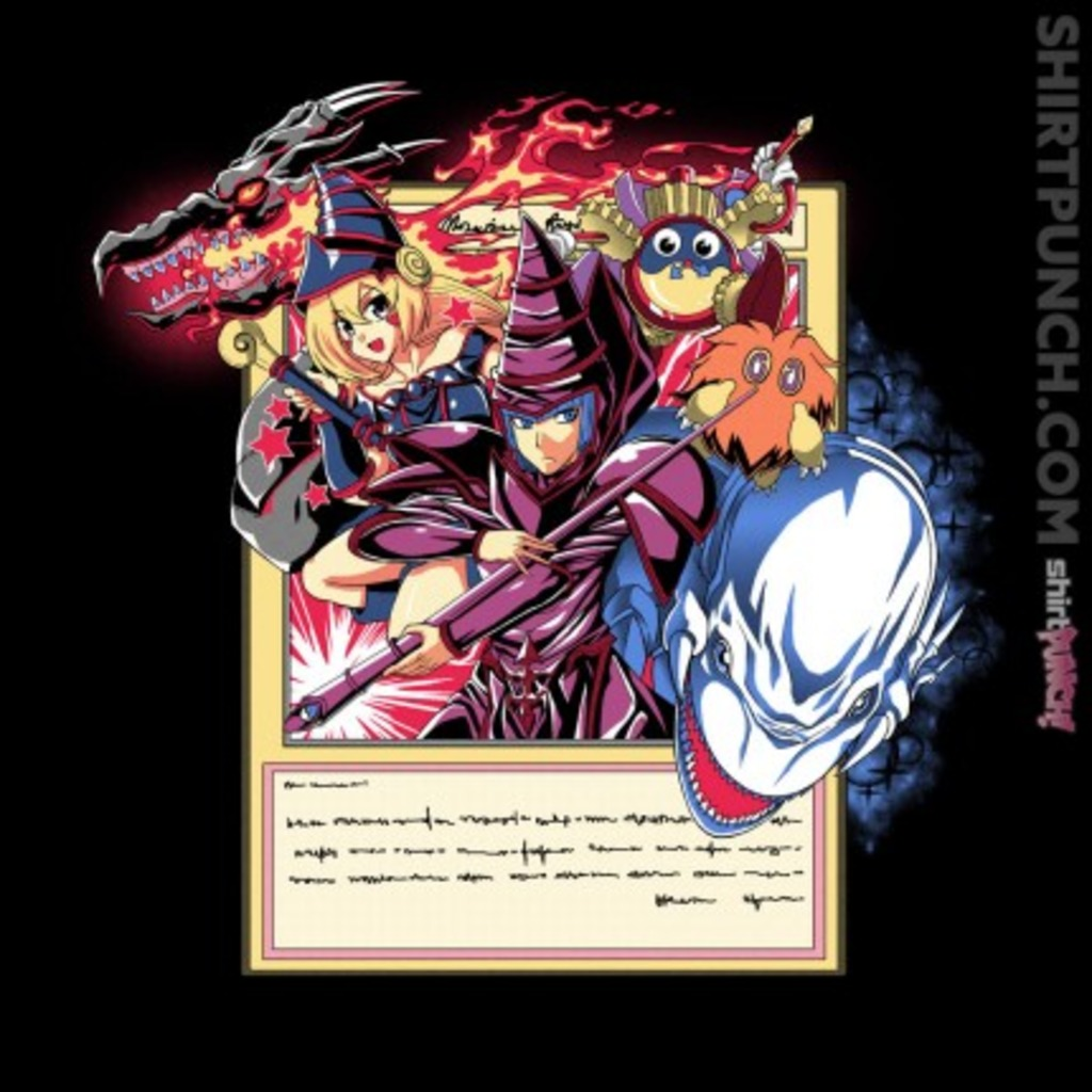 ShirtPunch: Time to Duel