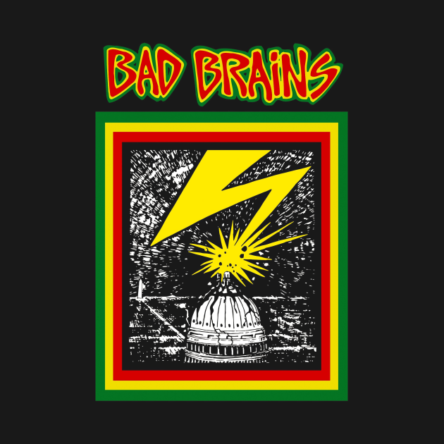 TeePublic: Bad Brains