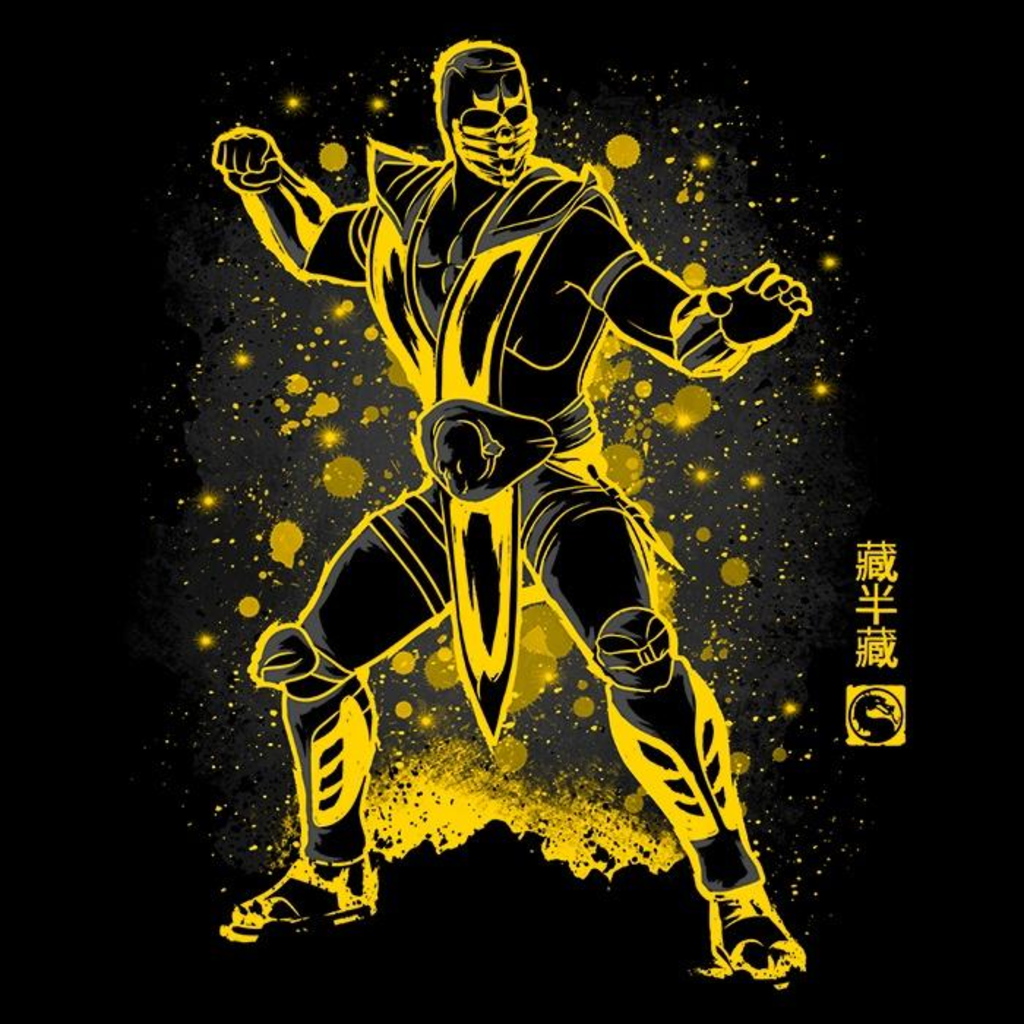 Once Upon a Tee: The Scorpion