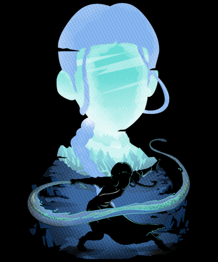 Qwertee: Water and Ice