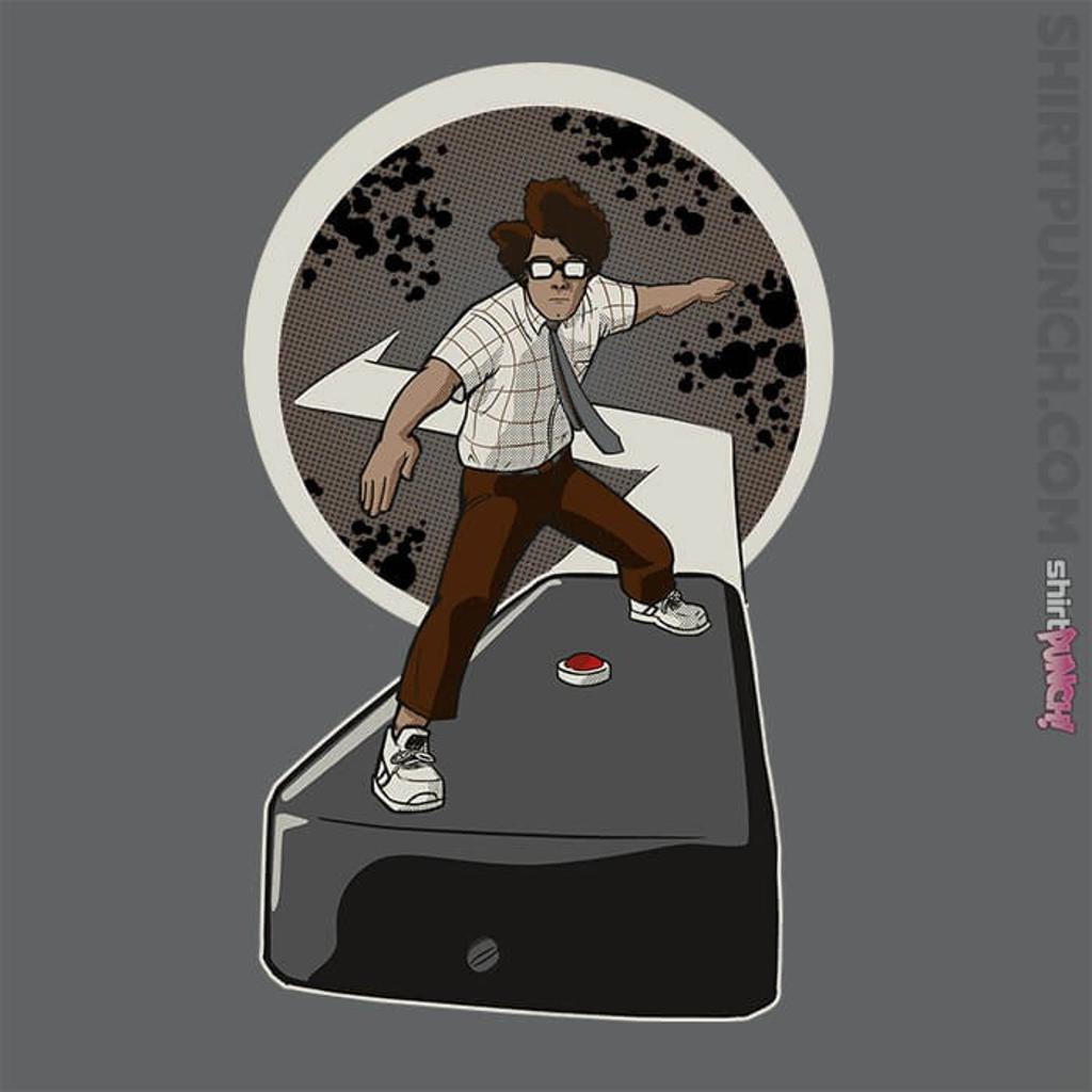 ShirtPunch: Internet Surfer