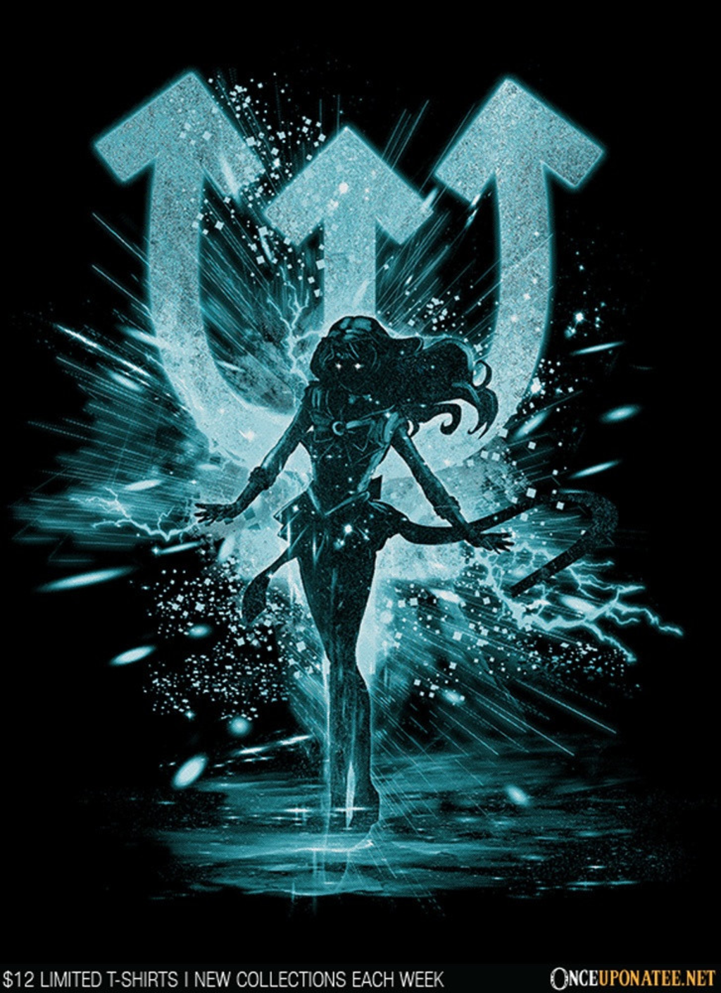 Once Upon a Tee: Neptune Storm