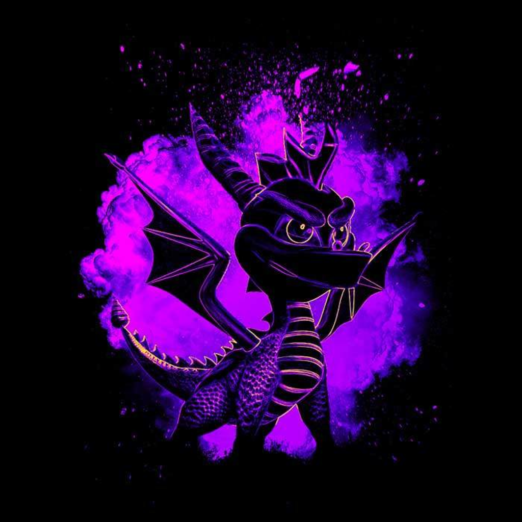 Once Upon a Tee: Soul of the Fiery Dragon