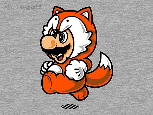 Woot!: Super Fox Jump