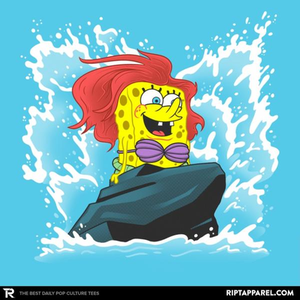 Ript: Sponge Dude Mermaid Pants