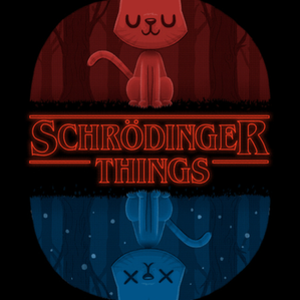 Qwertee: Schrödinger Things