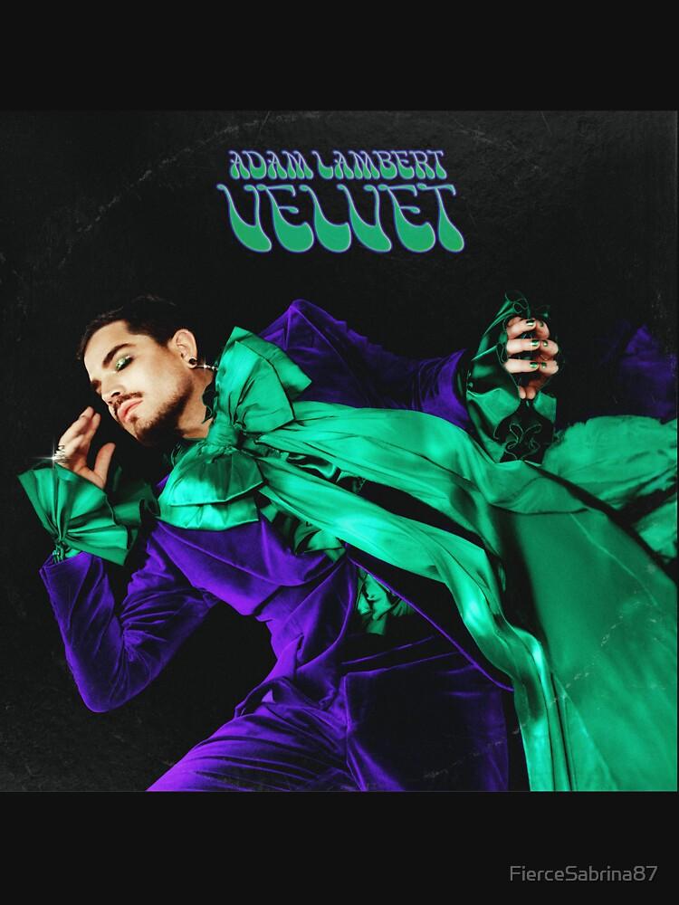 RedBubble: Velvet Adam Lambert