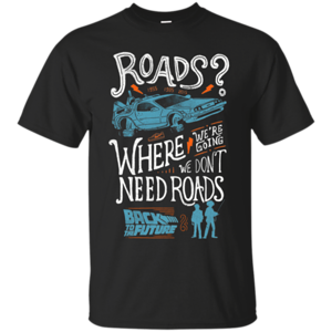 Pop-Up Tee: Back to the Future