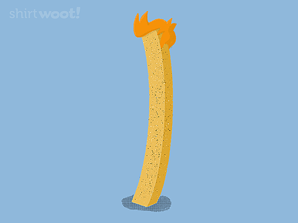 Woot!: French Fry