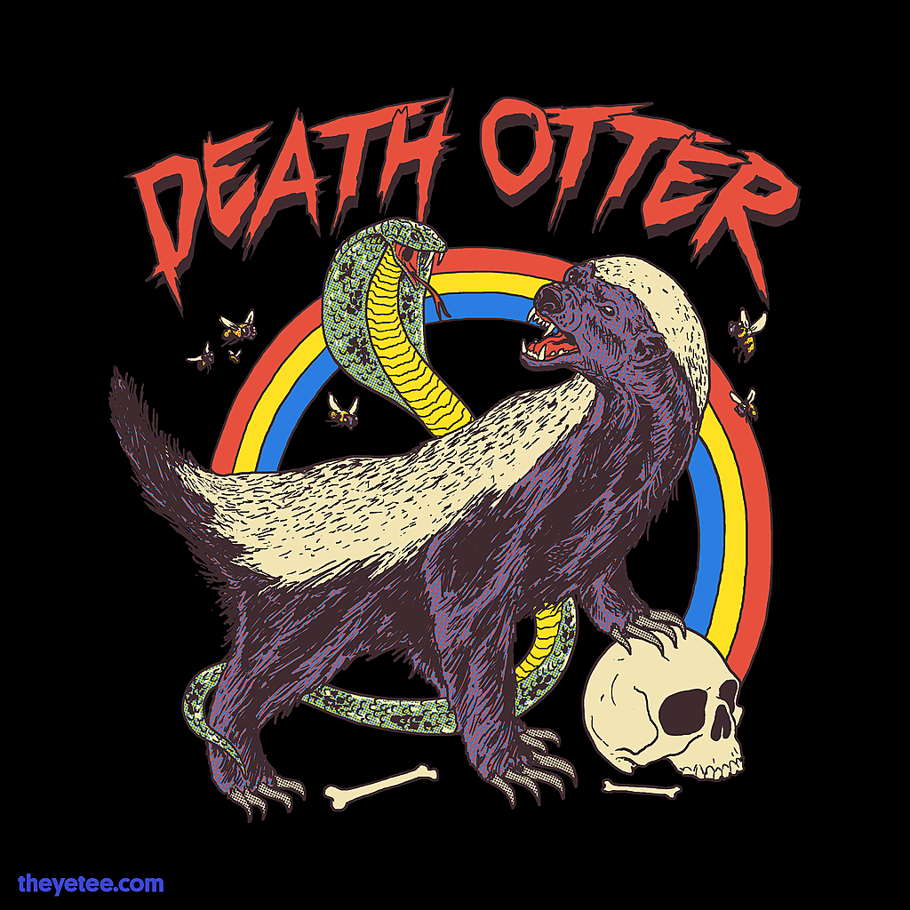 The Yetee: Death Otter