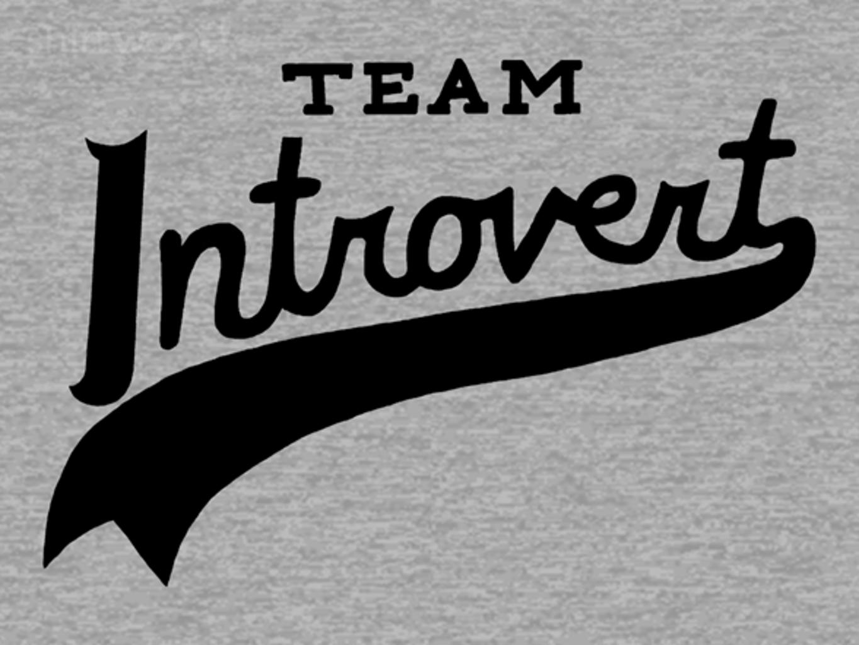 Woot!: Team Introvert