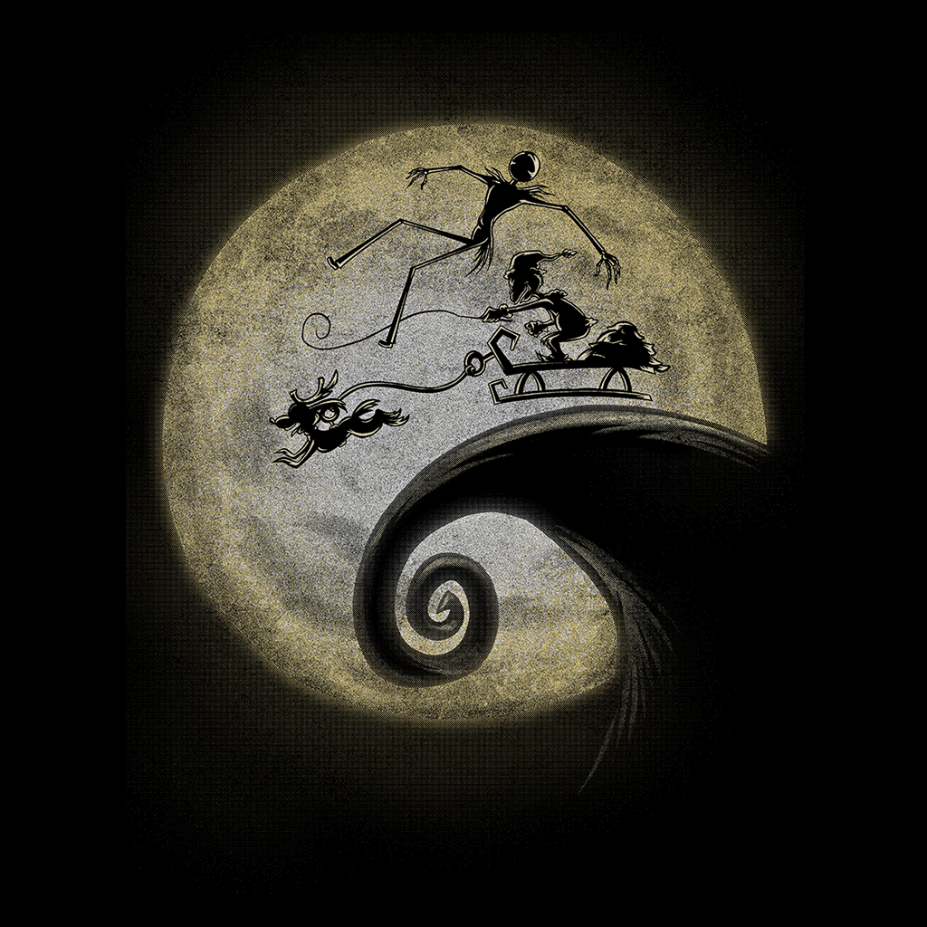 Pop-Up Tee: The Nightmare Before Grinchmas