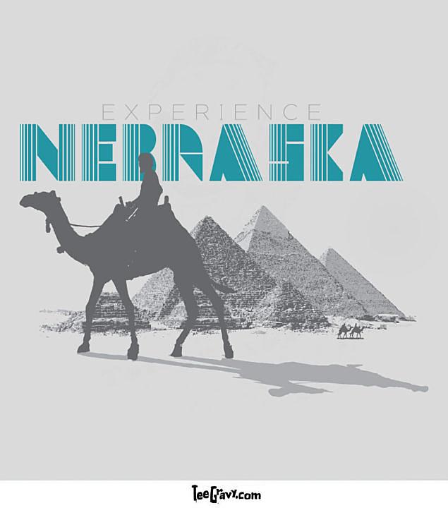 Tee Gravy: Experience Nebraska