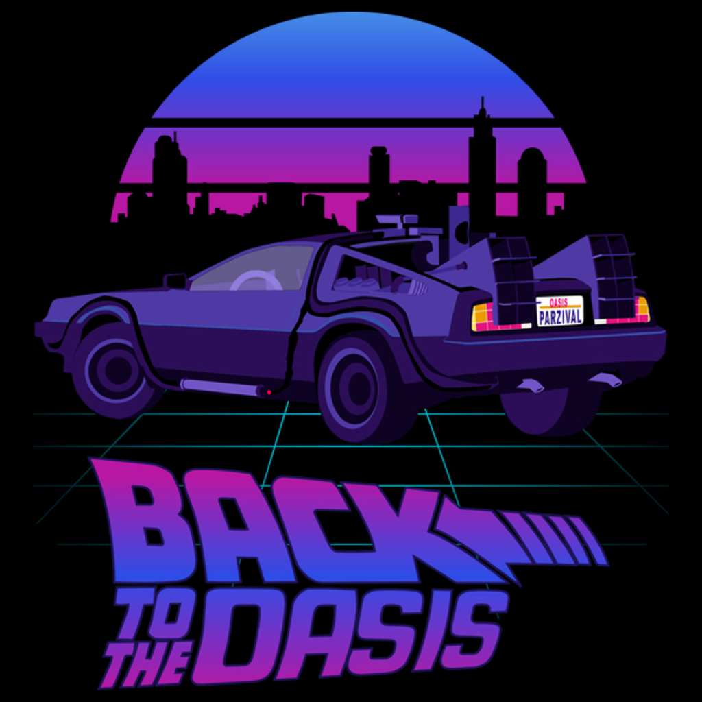 NeatoShop: Back to the Oasis  80s