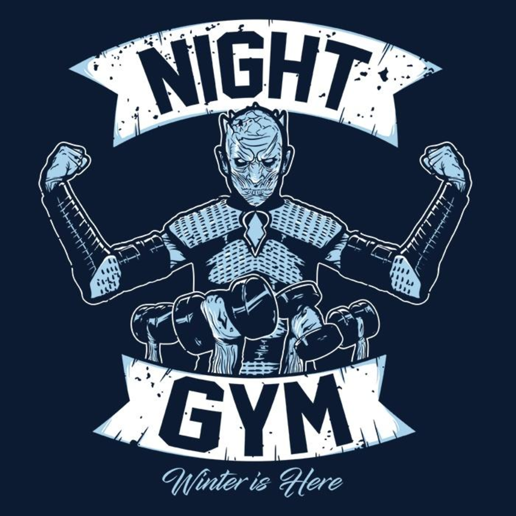 Once Upon a Tee: Night Gym